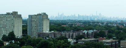 Sikt från Queens arkivfoto