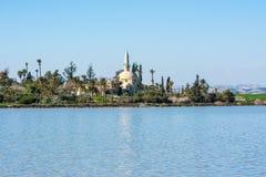 Sikt från sjön Arkivbilder