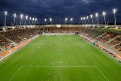 Sikt från taket av stadion Royaltyfria Bilder
