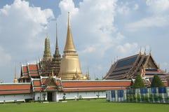 sikt från Thailand Arkivfoto