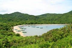 Sikt från udde Engaño royaltyfri foto