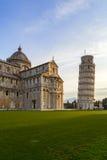 Sikt för piazzadeimiracoli Royaltyfri Bild