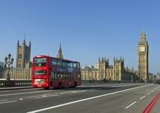 Sikt i London. Fotografering för Bildbyråer