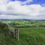 Sikt i Wales Royaltyfri Fotografi