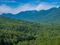Sikt på Adirondack höga maxima royaltyfri foto