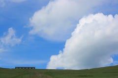 Sikt på landskap Arkivfoton