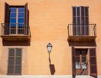Sikt på Palma de Mallorca Royaltyfri Foto