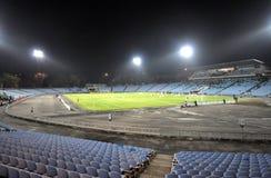 Sikt på stadion Royaltyfria Foton