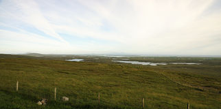 Sikt som är södra från St Kilda Viewpoint Arkivfoton