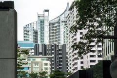 Sikter av Bangkok. Royaltyfria Bilder