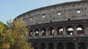 Sikter av Colosseumen (15 av 49) lager videofilmer