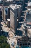 Sikter av Manhattan Royaltyfri Bild