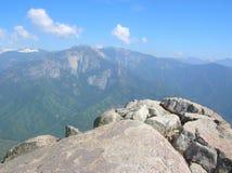 Sikter av Rocky Mountains Royaltyfria Bilder