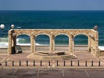 Siktspunkt Jaffa Arkivbild
