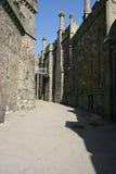 siktsväggar för slott s Arkivfoton