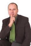 Silêncio #2 Imagem de Stock Royalty Free
