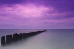 Silêncio antes da tempestade. Fotos de Stock Royalty Free