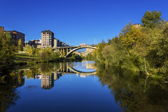 Sil River Stock Photography