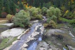 SILA rzeka Fotografia Stock