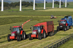 Silage Collection Stock Photos