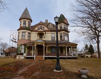 Silas Williams House Photo libre de droits