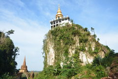 Silavadee bouddhiste Images libres de droits