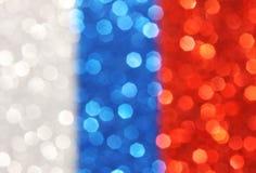 Silber, Blau, rote vertikale Streifen extrahieren Hintergrund Stockfotografie