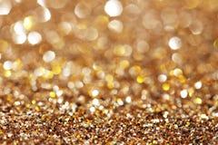 Silber- und Goldscheinhintergrund Lizenzfreie Stockfotos