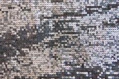 Silberne Flecken auf dem Gewebe Lizenzfreies Stockbild