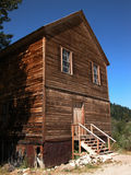 Silberne Stadt, Idaho Lizenzfreies Stockbild