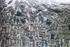 silberne votives, Neapel stockbilder