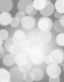 Silberner abstrakter Hintergrund Stockfotografie