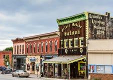 Silberner Dollar-Saal - Leadville, Co Lizenzfreies Stockbild