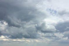 Silberner Himmel N fünf Stockfotografie