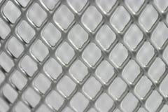 Silberner Hintergrund Lizenzfreies Stockbild