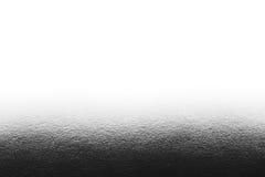 Silberner Hintergrund mit Steigung und Titel Stockfotos
