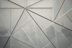 Silberner Metallhintergrund Lizenzfreie Stockfotografie