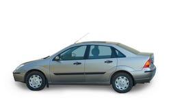 Silbernes Auto Lizenzfreies Stockfoto