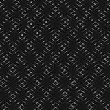 Silbernes Gitter des Diamanten, Schatten des grauen geometrischen Hintergrundes Lizenzfreies Stockfoto