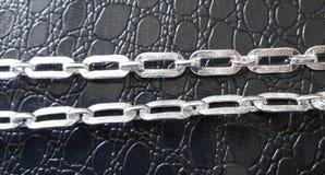 Silbernes Luxusarmband stockfotografie