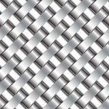 Silbernes Muster vektor abbildung