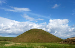 Silbury Hill Royalty Free Stock Image