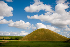 Silbury Hill Stock Photos