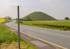 Silbury Hill Stock Photography