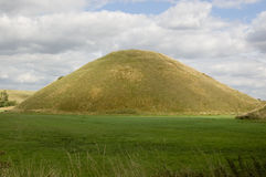 Silbury Hill, Wiltshire Royalty Free Stock Photography