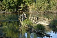Sile河 库存图片