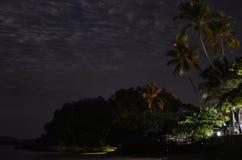 Silence de nuit Image libre de droits