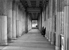 Silence. Photo taken in berlin, Germany, April 2015 Stock Images