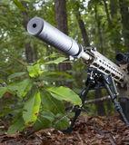 silencer Photo stock