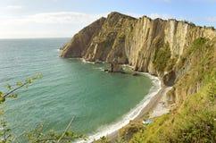 Silencio beach Stock Photo
